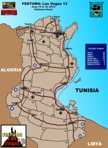 Tunisia map zones2