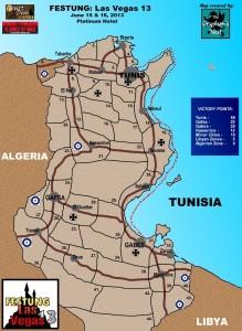 Tunisia map zones2